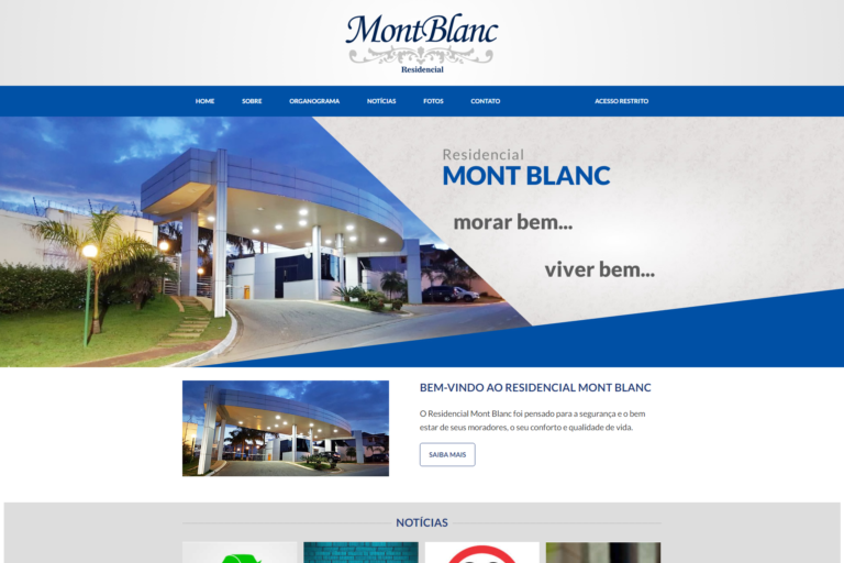 Residencial Mont Blanc