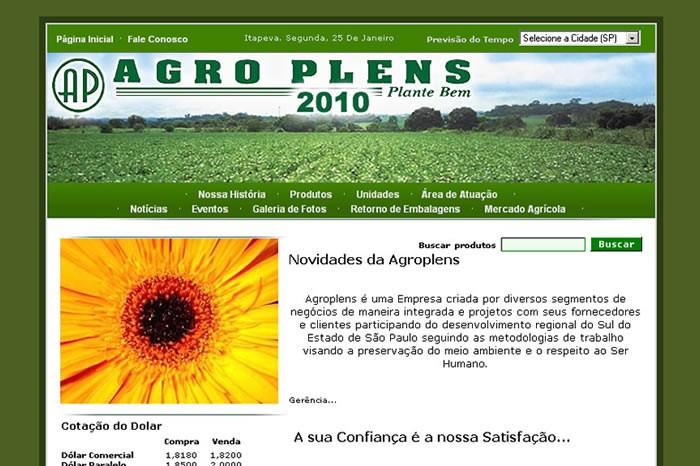 Agroplens
