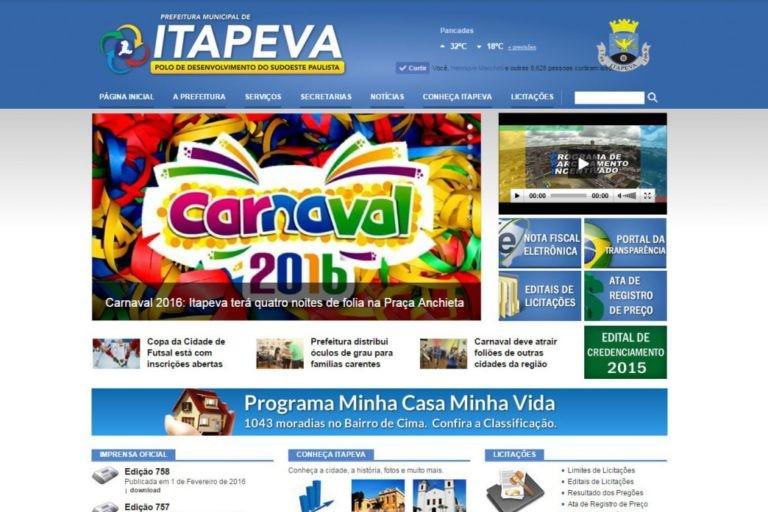 Prefeitura de Itapeva