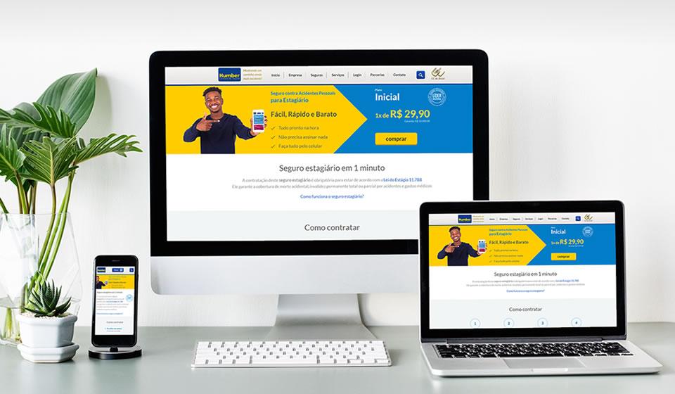 AurlWeb e Humber Seguros – uma parceria de sucesso